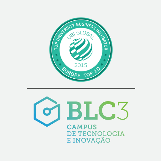 BLC3: Incubadora de Oliveira do Hospital no Top 10 Europeu